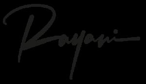 Unterschrift von Rayani Immobilien